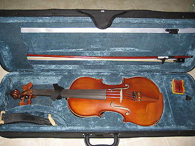 4/4 Advanced Violin,  Great Varnish and Tonality