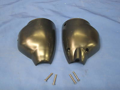 MG   MGB ROADSTER or GT 1962-1974 STEERING COLUMN COWL & SCREWS   ***Y1E