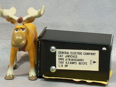WV24X3 Starting Relay for 1962 GE Oil Furnace