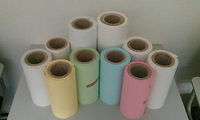 Papierrollen / Packpapier / Verpackung ca. 10 x 100m für Umzug oder Ähnliches !