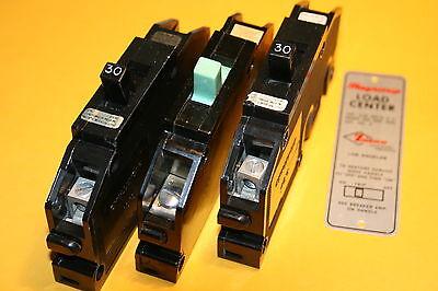 Zinsco 30 Amp 1-pole Breaker Type Q