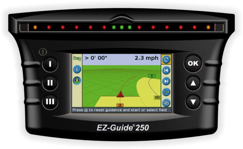 Case IH, EZ-Guide 250 Lightbar GPS