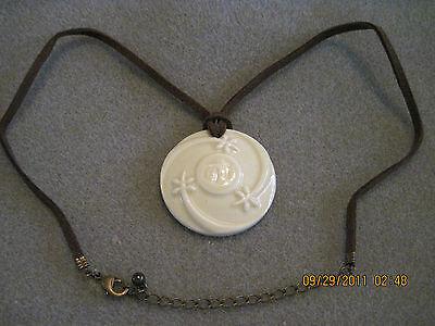 PRETTY Haiku Awakenings Ceramic Neclace...2003..sold by AVON....#206.#207 & #208, used for sale  Kelso