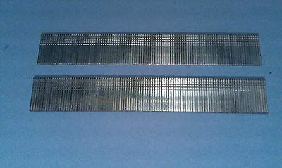 34 Inch 18 Gauge Galvanized Chisel Point Finish Brad Nails 5000 Count