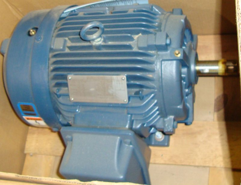 NEW Siemens Electric Motor 2 HP 1160 RPM 9290LR