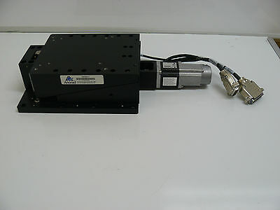 Anorad C620064-4 Positioning Stage With Allen Bradley Tly-a130t-hj64aa Servo