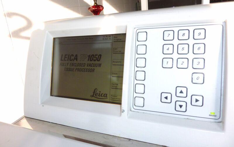 Leica TP 1050 Tissue Processor Wax Bath