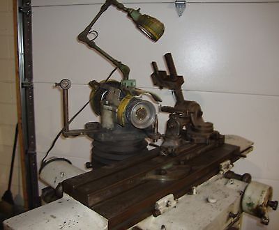 Cincinnati Cutter 2 Center Grinder 7815lr