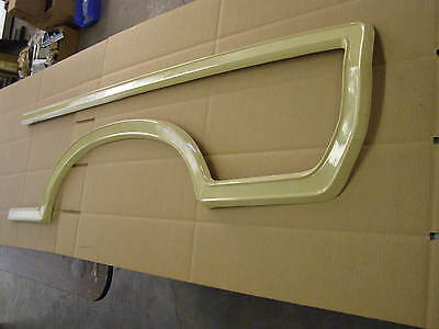 NOS 1968 1969 Ford Torino Squire Station Wagon Woodgrain Fender Moulding