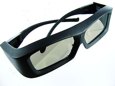 7cf6438c02 Authentic New Philips PTA02 3D HD Active Glasses Glass for Philips 3D Ready  TVs