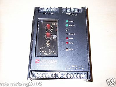 Load Controlsinc. Pfr-1700-hl Motor Sensor Controller