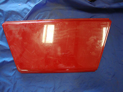 Case International Tractor Right Hood Side Panel 585 595 685 695 885 895 995