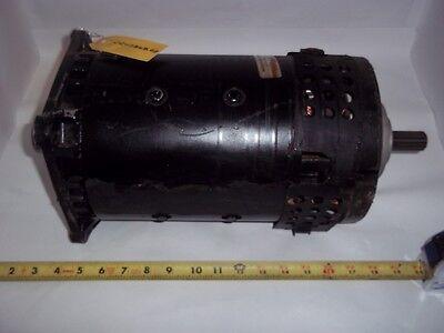 113868 Crown Forklift Rebuilt Motor 36 Volt