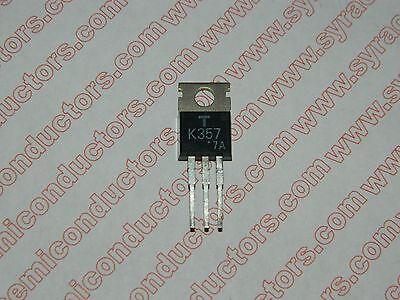 2sk357 K357 Toshiba Fet Transistor