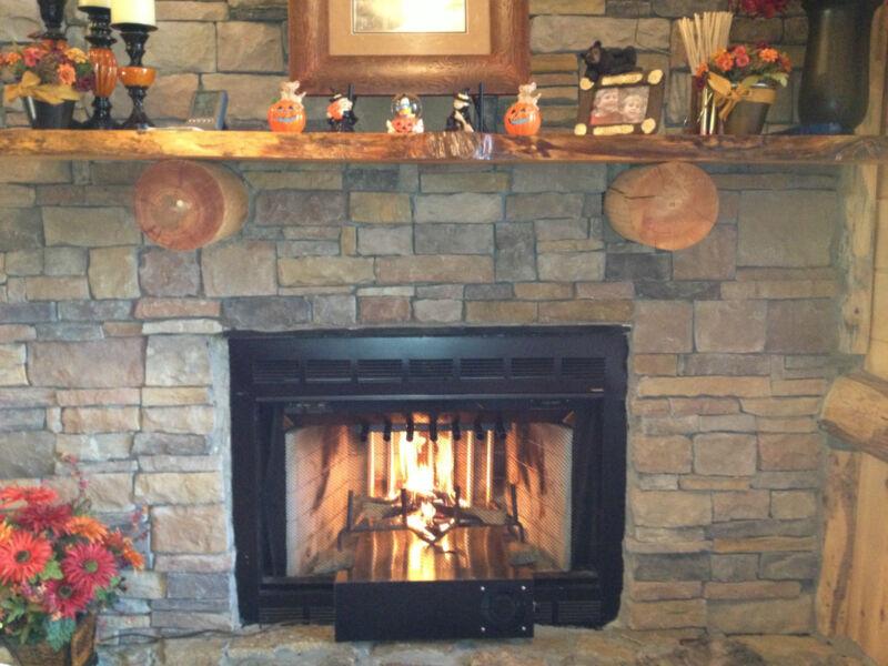 Zero drop Fireplace Heat Exchanger / Grate Recovery / Heatilator / Var Speed Fan
