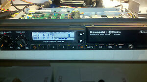 Repair & upgrade SERVICE for Kawasaki Voyager XII ZG1200 Radio and CB READ!