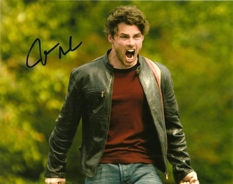 XMen James Marsden Autographed Signed 8x10 Photo COA