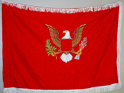 Corps of Engineers Organizational Flag - GI Issue - Embroidered