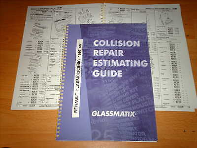 OEM part number guide Renault Classic and  Scenic1997 on