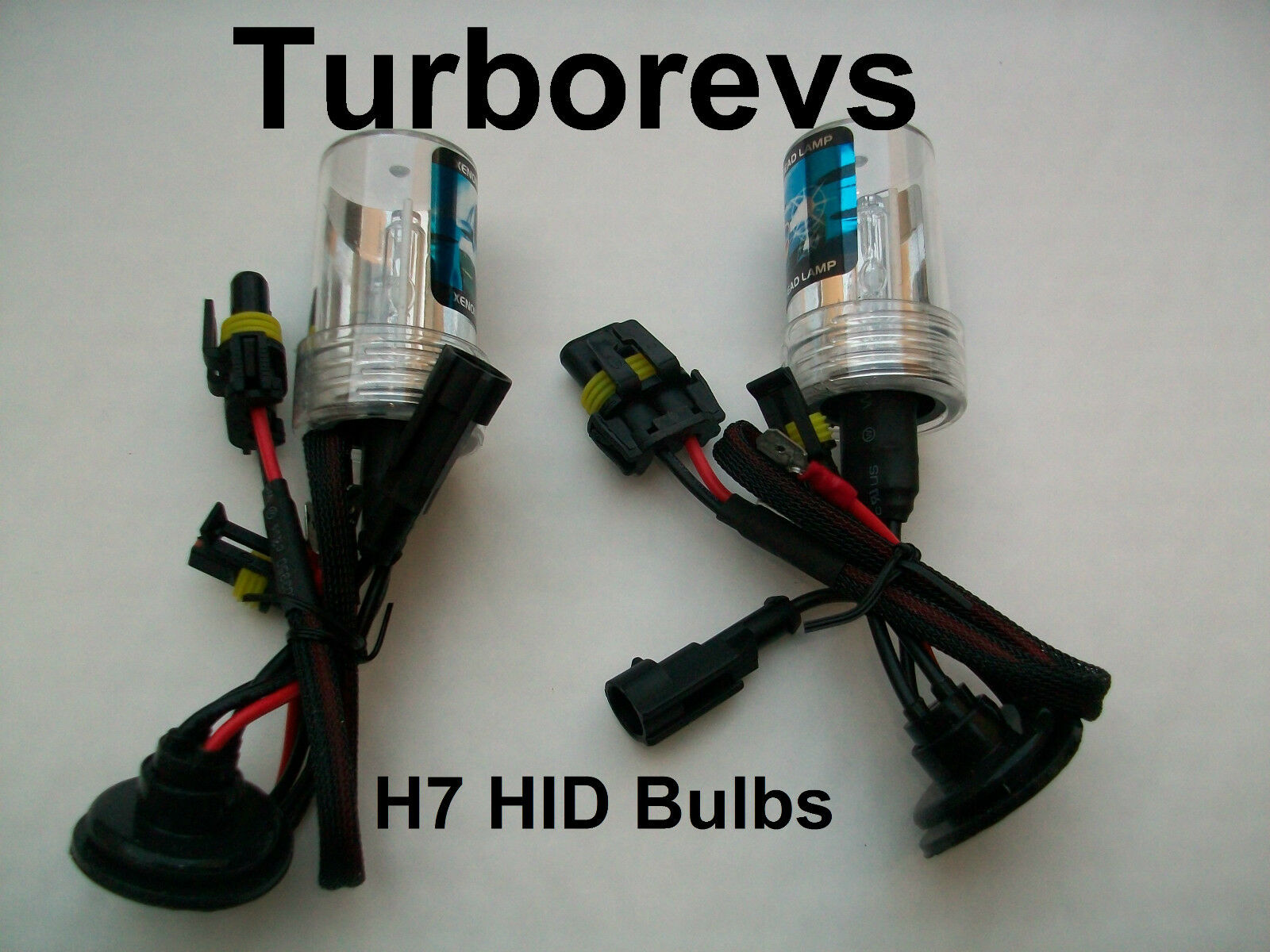 VAUXHALL OPEL ASTRA H HID XENON LIGHT CONVERSION KIT H7 6000K