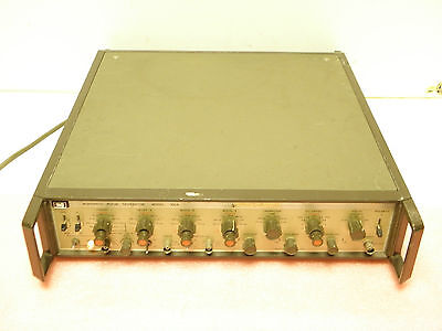 Monsanto Pulse Generator Model 300a Vintage Test Equipment
