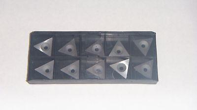 New 10pcs Tpgb-321 C5 Carbide Inserts
