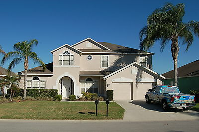 744 5 Bed Holiday pool homes vacation with a view Orlando Florida near Disney