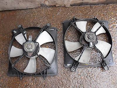 MAZDA MX5 EUNOS (MK2 1998 - 05) 1.6 / 1.8 COOLING FAN - RADIATOR COOLANT 5 BLADE