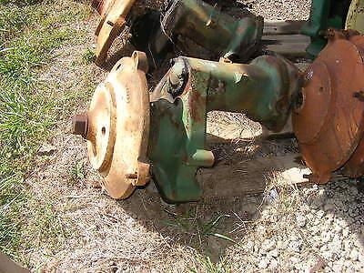 Antique John Deere Tractor 40 420 430 Final Drive Farmerjohnsparts