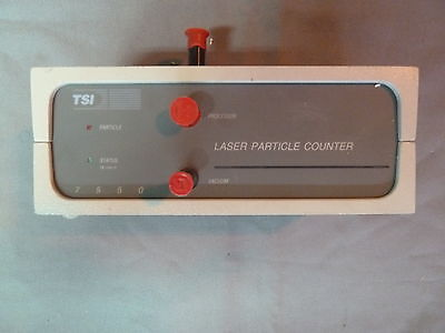 Tsi Laser Particle Counter 7550