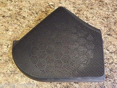 OEM 96-00 Honda Civic EK4 EK9 hatchback coupe door panel speaker cover dk gray