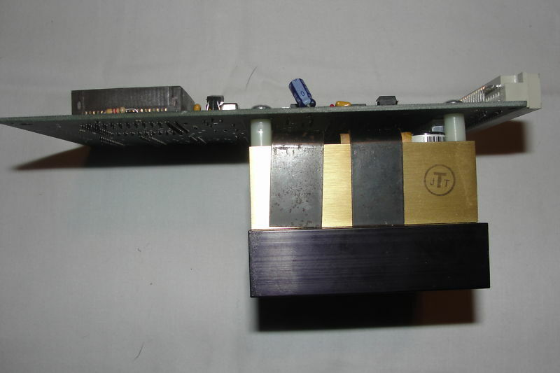Continuum Engineering Indexer card 102 ROI Ram Optical  OMIS XYZ/&OVP Refurbished