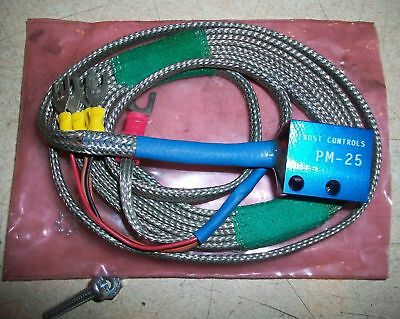 Frost Controls Photoelectric Sensor Pm-25 New