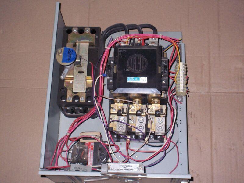 ITE SIEMENS 6500 SIZE 4 MOTOR STARTER 225 AMP BREAKER MCC MCCB BUCKET