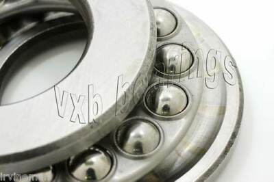 - Half inch Grooved Race Thrust Bearing Bore ID 1/2