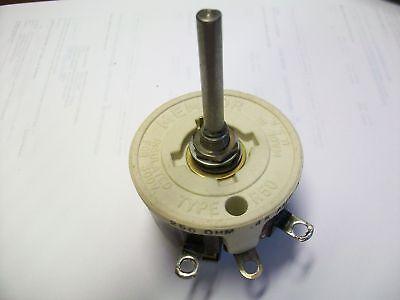 Memcor 250 Ohm 50 Watt Rheostat 1 34 Shaft