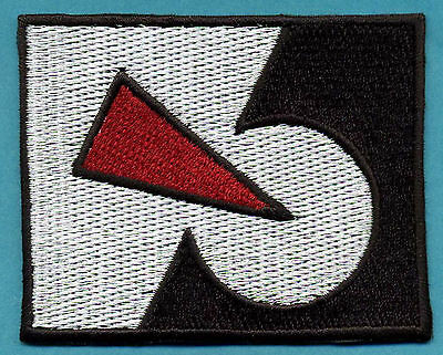 "3.25"" x 2.625"" Farscape Peacekeepers Logo Embroidered Iron-On Patch"
