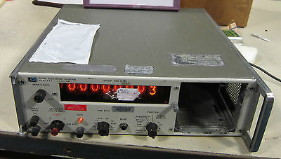 Hp Agilent Electronic Counter - Frequency Measuring - Part 5245l-e14