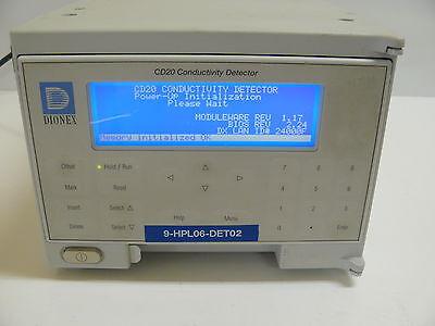 Dionex Cd20-1 Conductivity Detector