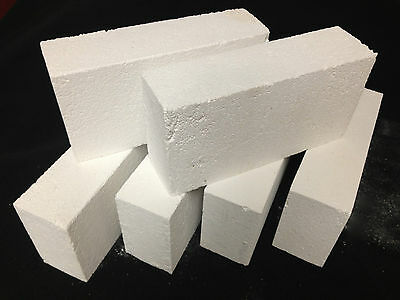 "K-26 Insulating Firebrick 9x 4.5 x 2"" IFB Fire Brick Thermal Ceramics Bricks K26"