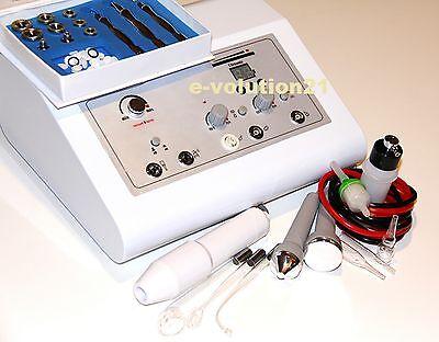 Microdermabrasion Diamond Dermabrasion 5 In 1 Ultrasound High Frequency Machine