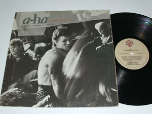 A-HA-hunting-high-and-low-1985-debut-LP-BRAZIL-release-RARE