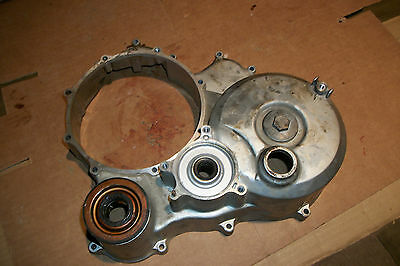 HONDA GL1100 GL 1100 GL1100A GOLDWING Aspencade clutch stator housing cover ()