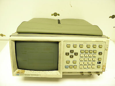 Hewlett Packard 54200a Digitizing Oscilloscope Vintage Test Equipment For Parts