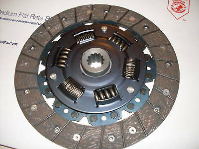 Mahindra 1526 2615 2815 3015 3016  3616 Hst Hydrostat Tractor Clutch Disc