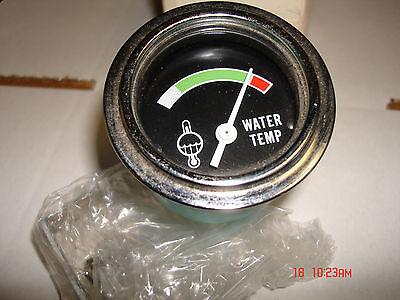 Vintage Marineheavy Equipment Teleflex Water Temp Color Scale Pn91261779