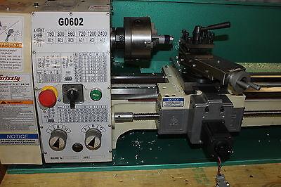 Cnc Lathe Ballscrew Conversion Kit Fits The Grizzly G0602g0752 10x22 Lathes