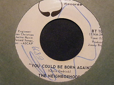 The Neighborhood You Could Be Born Again   Big Yellow Taxi Stereo  45