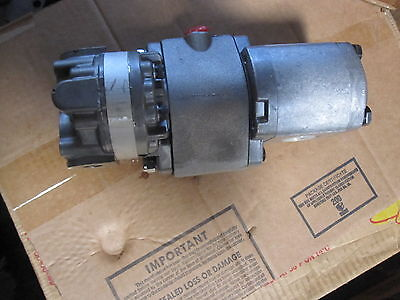 Parker H39 Hydraulic Double Pump H39 Mzg140x3308 New