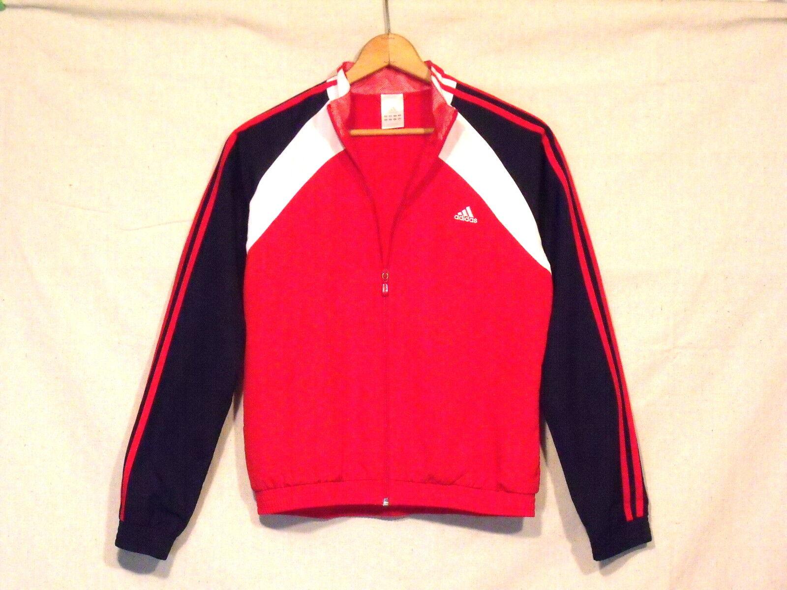 Adidas κόκκινο, Ξ»Ξ΅Ο…ΞΊΟŒ & amp;μπλΡ σακάκι / Ρπένδυση / πλΞ�ρΡς φΡρμουάρ / γυναικΡία M / φανταστικΞ� / bn9